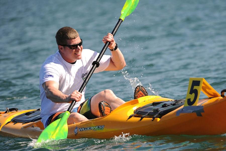 Kayaking Challenge In USA